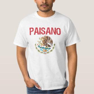 Paisano Surname T-shirt