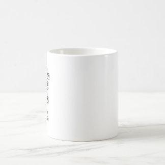 Paisely vine mug