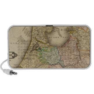 Países Bajos 5 iPod Altavoz