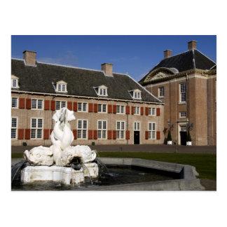Países Bajos (aka Holanda), Apeldoorn cerca Tarjeta Postal