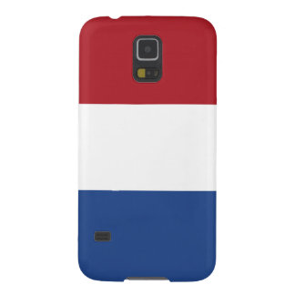 Países Bajos - bandera holandesa Carcasas De Galaxy S5