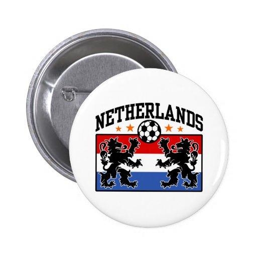 Países Bajos Pin