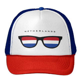 Países Bajos sombrean el gorra de encargo