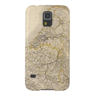 Países Bajos y Bélgica 2 Funda Para Galaxy S5
