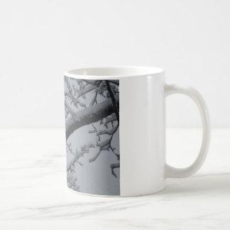 Países de las maravillas del invierno taza clásica