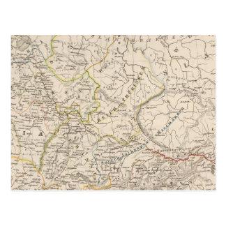 Países del sur de Danubio Postal