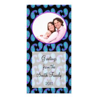 Paisley 2 card