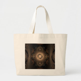Paisley Abstract Fractal Design Bags