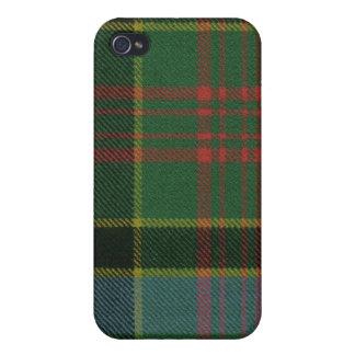 Paisley Ancient Tartan iPhone 4 Case