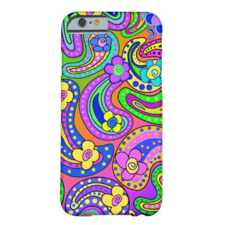 Paisley and Poppies iPhone 6 case