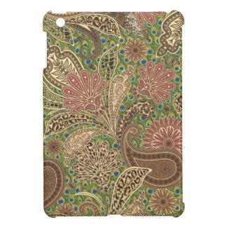 Paisley Animal Print iPad Mini Covers