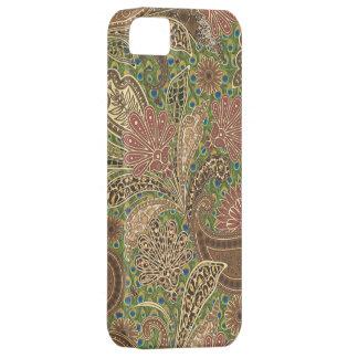 Paisley Animal Print iPhone SE/5/5s Case