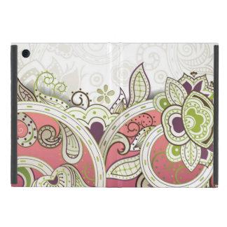 Paisley  Art Deco Retro Covers For iPad Mini