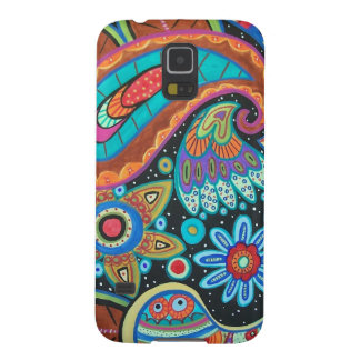 Paisley Art image products items Galaxy S5 Cover