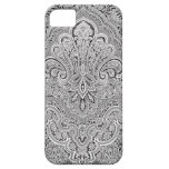 Paisley Art iPhone 5 Case iPhone 5 Cover