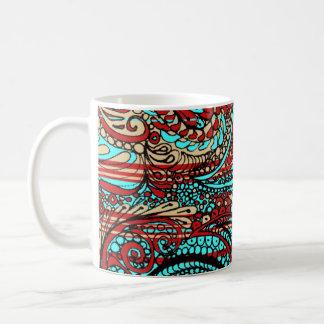 Paisley Bright Coffee Mug