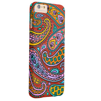 Paisley Candy iPhone 6 Plus Case