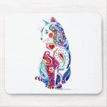 Paisley Cat Designs Mousepads