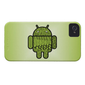 Paisley Character for the Android™ Robot Case-Mate iPhone 4 Case