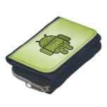 Paisley Character for the Android™ Robot Wallet