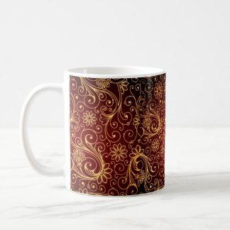 Paisley Coffee Mug