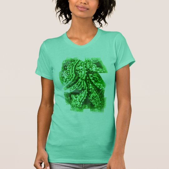 Paisley Collage T-Shirt