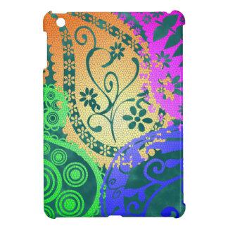 Paisley Colors iPad Mini Case