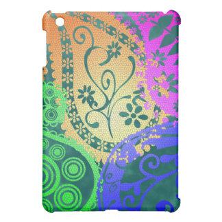 Paisley Colors iPad Mini Covers