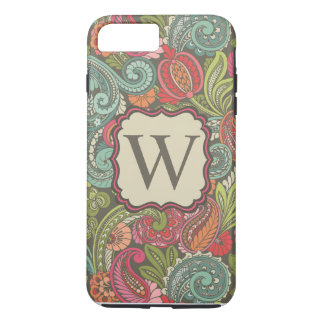 Paisley Cyngalese iPhone 7 Plus Case