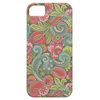 Paisley Cyngalese iPhone SE/5/5s Case