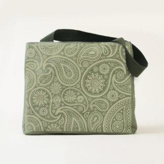 Paisley Deluxe Tote