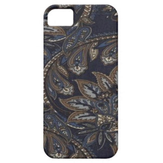 Paisley Denim Print Case-Mate iPhone 5