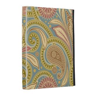 Paisley design iPad folio cover