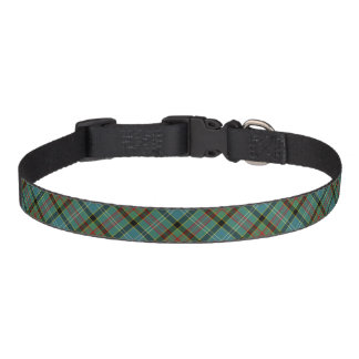 Paisley District Tartan Dog Collar