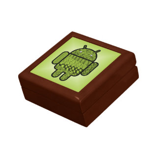 Paisley Doodle Character for Android™ Jewelry Box