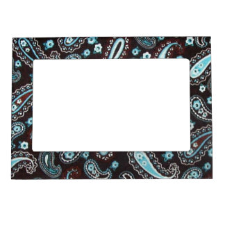 Paisley Dreams Magnetic Picture Frame