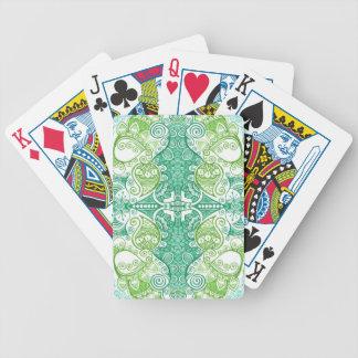 Paisley Dreams Poker Deck