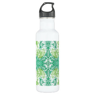 Paisley Dreams Stainless Steel Water Bottle