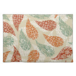 Paisley Earth Tones Cloth Placemat