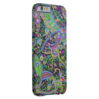 Paisley Fantasy Barely There iPhone 6 Case