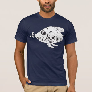Paisley Fish T-Shirt