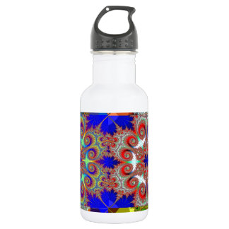 PAISLEY FLAKE MOSAIC WATER BOTTLE
