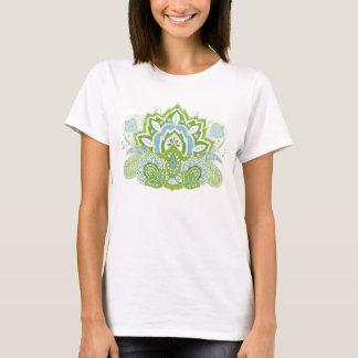 Paisley Flower T-Shirt