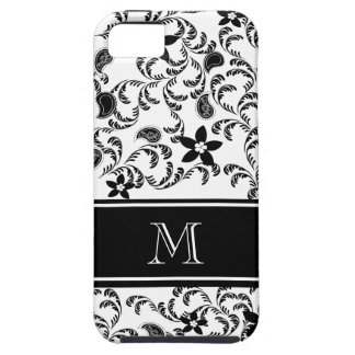 Paisley Garden with Changable Color iPhone 5 Covers