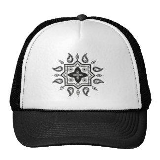 Paisley Trucker Hats