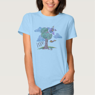 Paisley Hope Tree Shirt