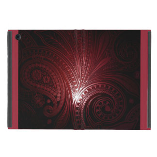 Paisley in Bordeaux iPad Mini Case