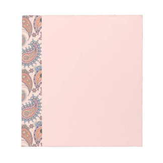 Paisley in Pink Notepad