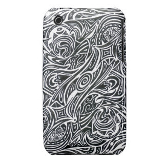 Paisley | iPhone 3 Case | Customizable |