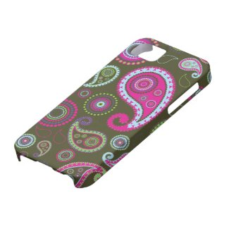 Paisley iPhone 5 Cover